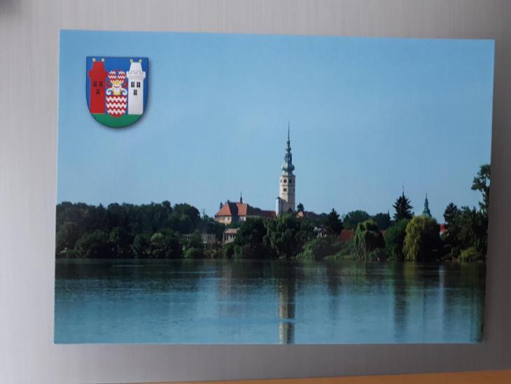 pohlednice město Tovačov - Pohlednice