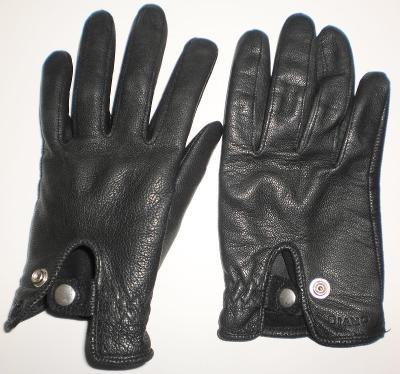 pánské kožené rukavice vel. S