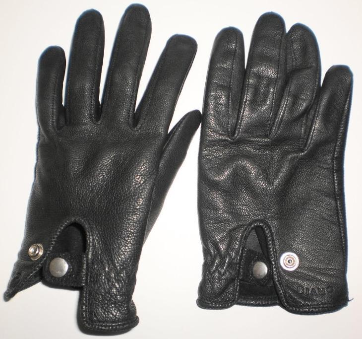pánské kožené rukavice vel. S - Střelba a myslivost