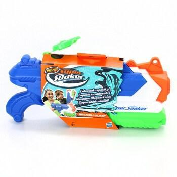 Pistole Hasbro NERF Super Soaker Floodinator - Hračky