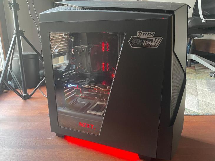 Herní PC s GTX 1060 6G - Stolní počítače