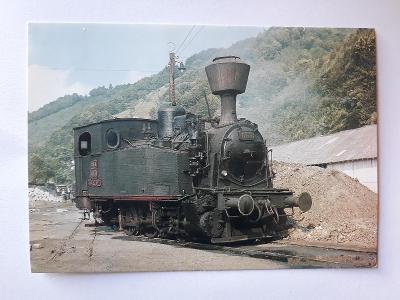 Tendrová třínápravová lokomotiva 060 CFR - VF