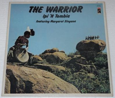 Ipi 'N Tombia Featuring Margaret Singana – The Warrior  - Hudba