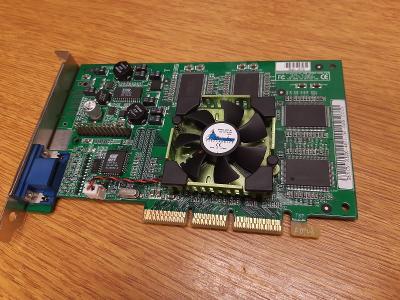 RETRO HW - Grafická karta NVIDIA GeForce 2 GTS, 32MB, AGP