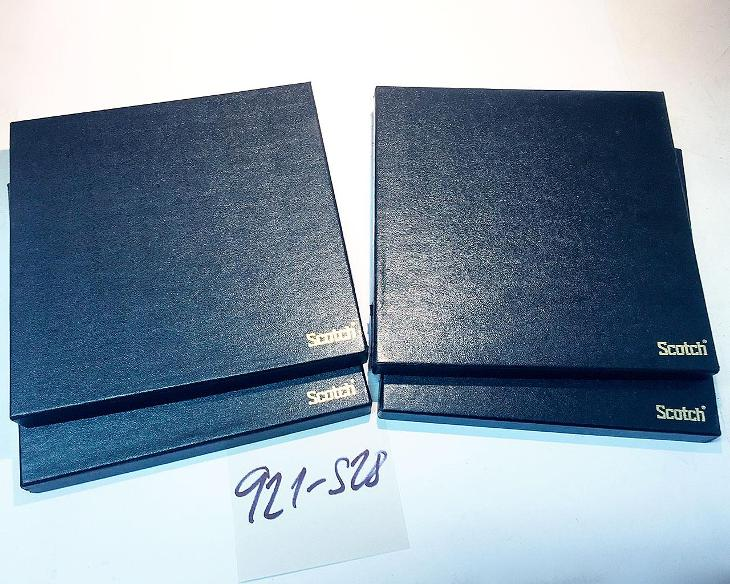 """4x pásky 7""""/18cm pro kotoučové magnetofony Scotch 206/207? (921-S28) - TV, audio, video"""