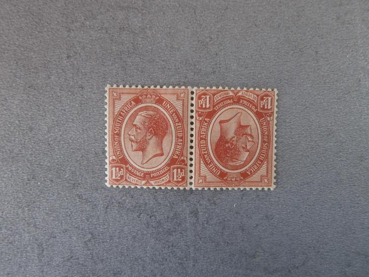 South Africa 1913 ** - Filatelie