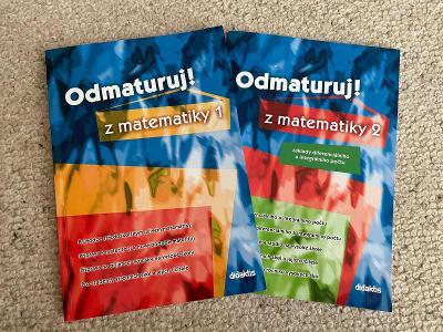 Učebnice odmaturuj z matematiky!