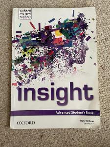 Učebnice angličtiny insight