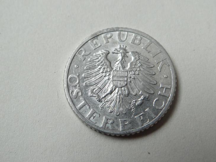 50 Groschen 1952 - Numismatika