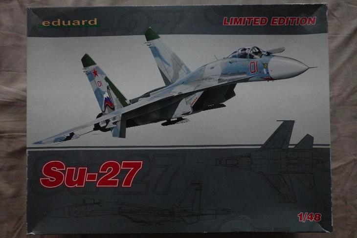 Su-27 - Modelářství