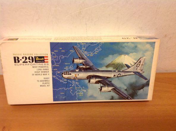 REVELL - B-29 Superfortress - (H-239:130), 1/130 - Modelářství
