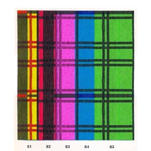 Krepový papír Art-Pap Mix - kostkovaný 10 kusů - Hračky