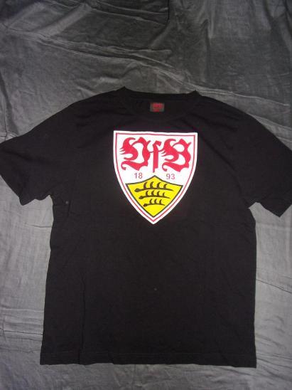 VFB Stuttgart-pánské triko vel.M - Kolektivní sporty