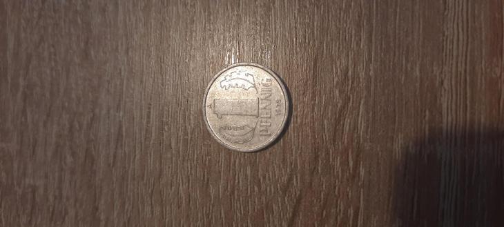 1 Peennig  - Numismatika
