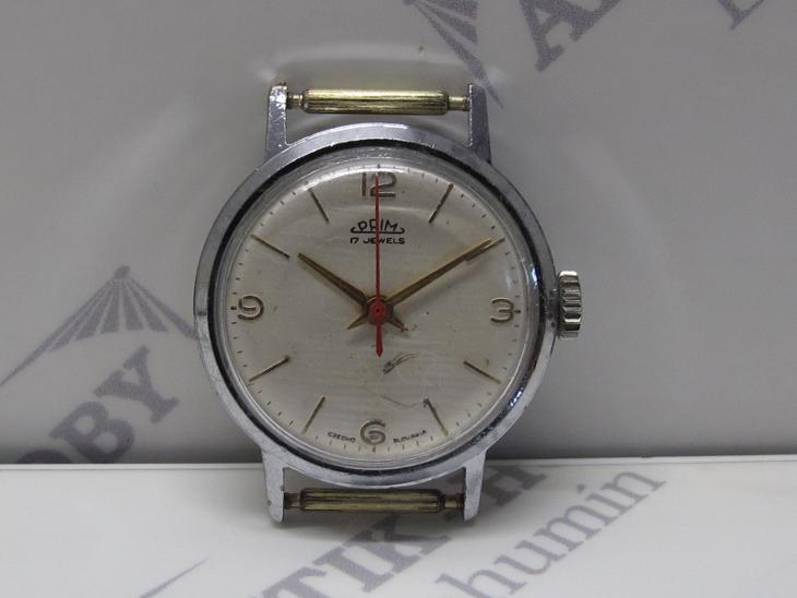 Staré hodinky - PRIM  - Starožitnosti
