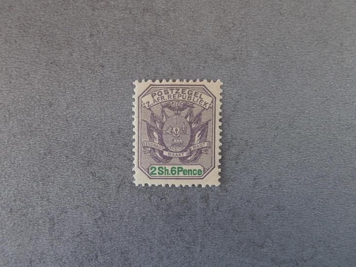 Transvaal 1896 ** - Filatelie