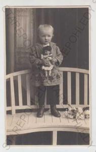 Děti - foto, hračka, květina