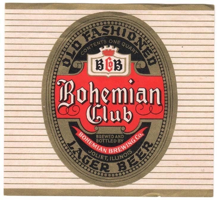 USA Bohemian Brg - Joliet 3 - Nápojový průmysl