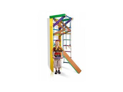 KinderSport YELLOW PLUS Ribstole dřevěné 220/240 x