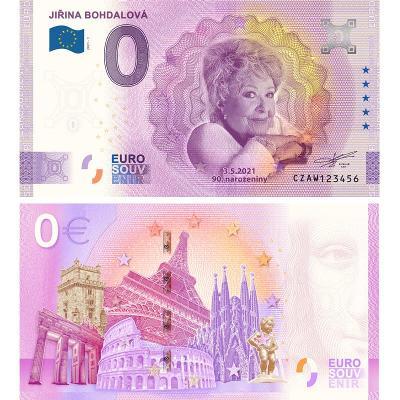 EUROBANKOVKA Jiřina BOHDALOVÁ