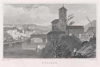 Eglisau, oceloryt (1840)