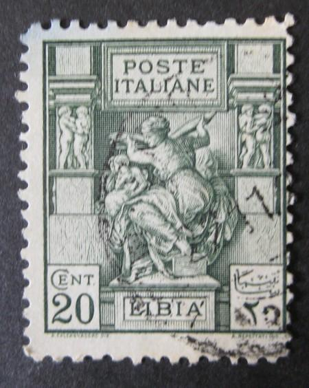 Italská Libye - Perf. 11 - Filatelie