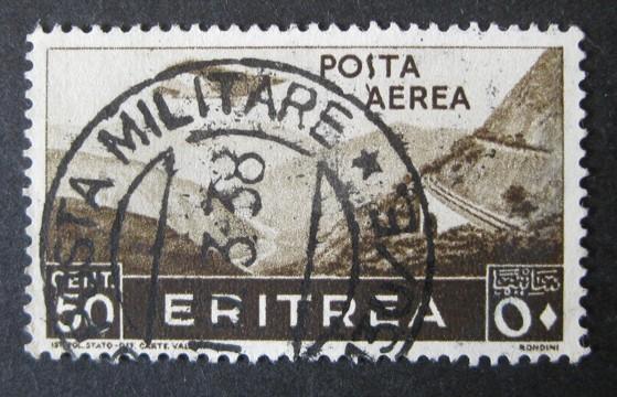 Italská Eritrea - Filatelie