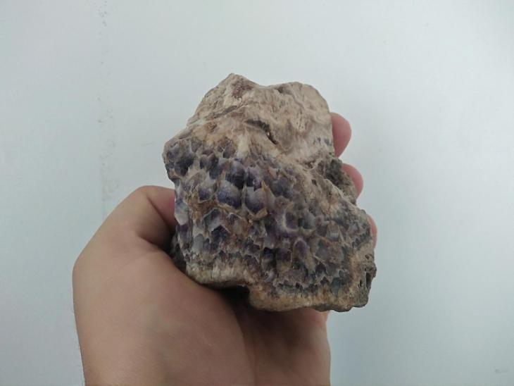 Ametyst - Květov u Milevska - Minerály a zkameněliny