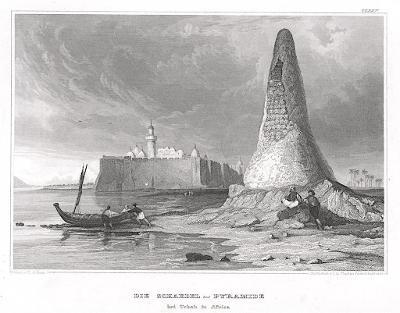 Tebah, Meyer, oceloryt, 1850