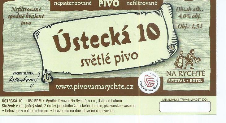 ČR 094 - Nápojový průmysl