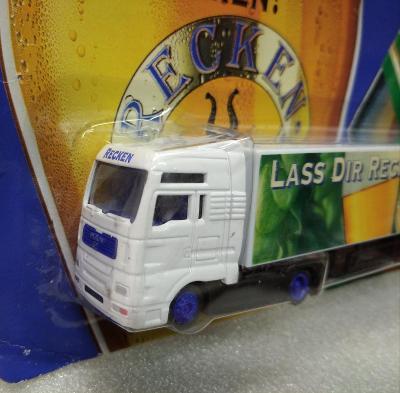 Reklamní kamion - pivovar Recken Bier