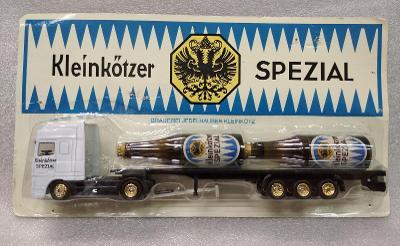 Reklamní kamion - pivovar Kleinkotzer