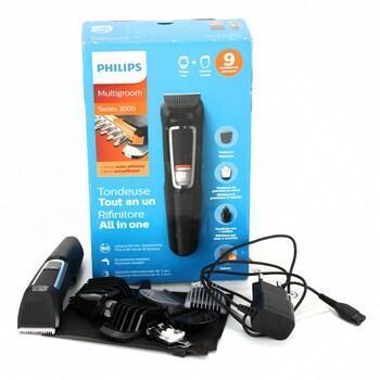 Zastřihovač vlasů a vousů Philips MG3740/15  - Péče o tělo