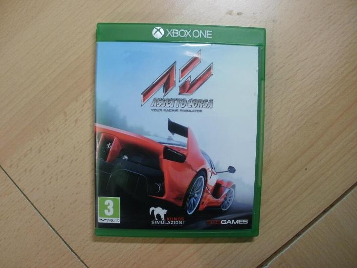 Hra na XBox ONE - Assetto Corsa - Hry