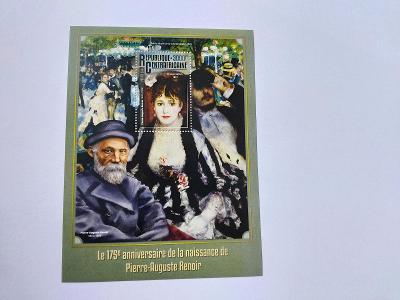 Nový čistý Aršík -  Pierre Auguste Renoir   (41 - 51)