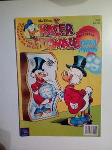 Časopis, Kačer Donald, č. 6/1999, pěkný stav