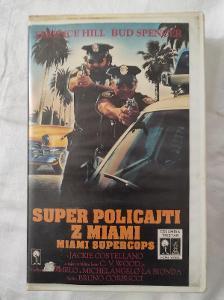 VHS Superpolicajti z Miami