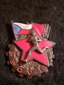 Odznak BPOV I.
