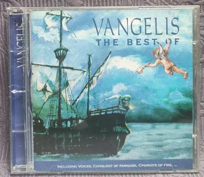 CD - Vangelis ( 1997 ), CD V PĚKNÉM STAVU