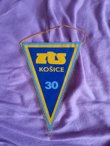 Vlaječka ZTS KOŠICE 30 (1950 - 1980)