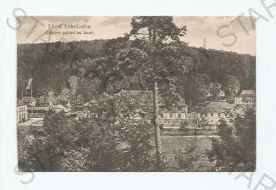 lázně Luhačovice Zlín  celkový pohled