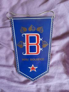 Vlaječka 8.ROČNÍK BOLATICE 15.dubna 1984,POCHOD A BĚH OSVOBOZENÍ