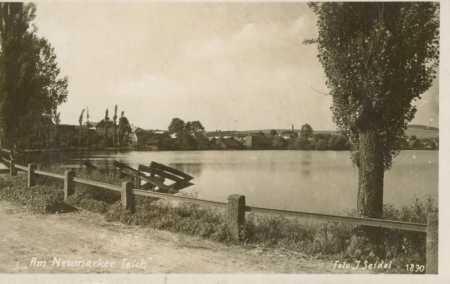 Domažlice- Všeruby- rybník (Seidel)