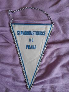 Vlaječka STAVOKONSTRUKCE n.p. PRAHA