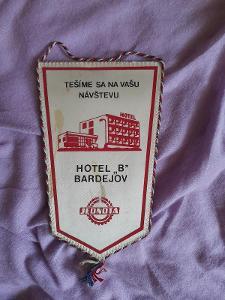 """Vlaječka JEDNOTA HOTEL ,,B"""" BARDEJOV"""