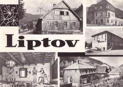 SLOVENSKO - LIPTOV - VÍCE ZÁBĚROVÁ -17-EQ20