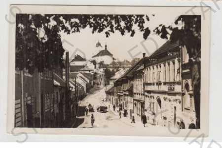 Klatovy, Plánice, Kotalova třída, Kostel, Obchod,