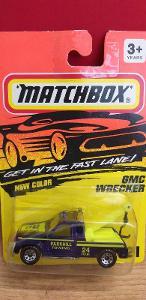 MATCHBOX 1995 ´´ GMC WRECKER ´´ #21