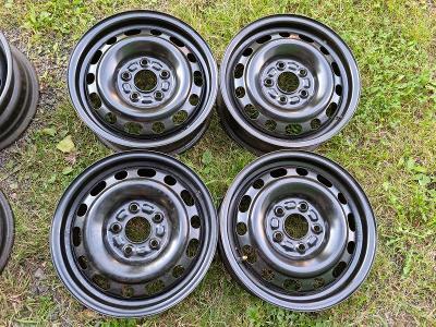"""4KS PLECHOVÝ DISK Mazda 15"""" 5x114,3 et50"""