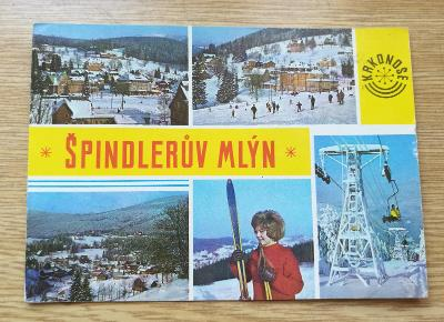 Pohled  Špindlerův mlýn